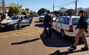 Três presos fogem da delegacia de Campo Mourão, 2 são recapturados