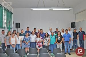 Assinada a ordens de Serviços para conclusão de CMEIs em Campo Mourão