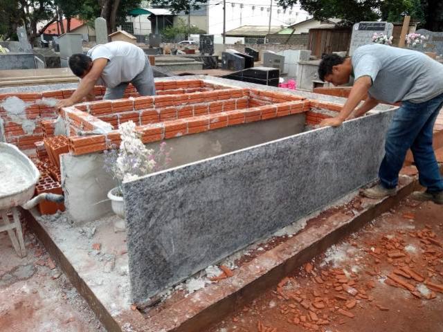 Definidos prazos para serviços no Cemitério Municipal de Campo Mourão