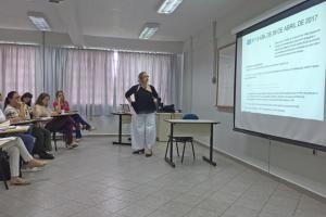 Profissional renomada internacionalmente profere formação do Protocolo PREAUT em Campo Mourão