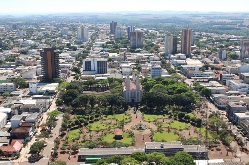 Campo Mourão comemora 71 anos de emancipação