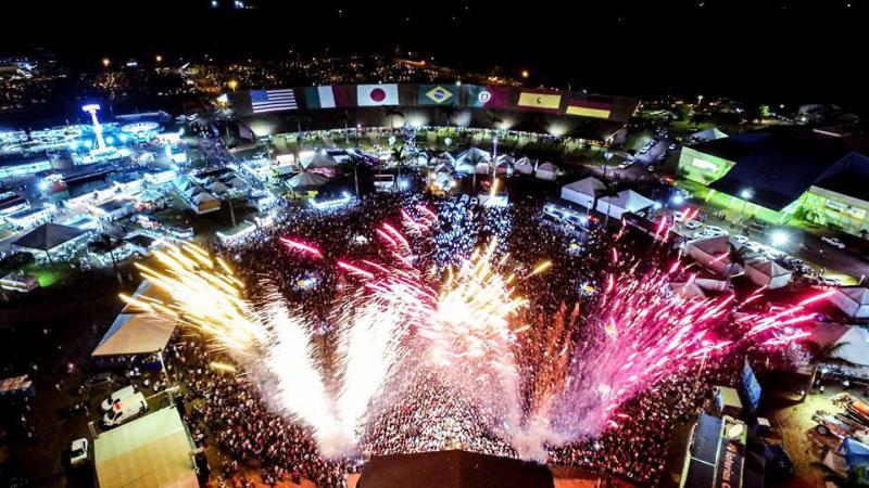 Com shows gratuitos, Expo Assis começa daqui a 8 dias