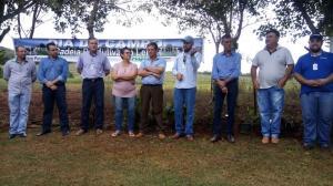 Instituto Emater de Nova Cantu realiza Manhã de Campo sobre bovinocultura de leite.
