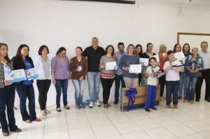 Alunos e professoras de três escolas são premiados pelo Projeto Televisando