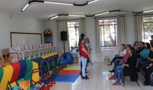 Educação Infantil recebe Materiais Pedagógicos em Campo Mourão