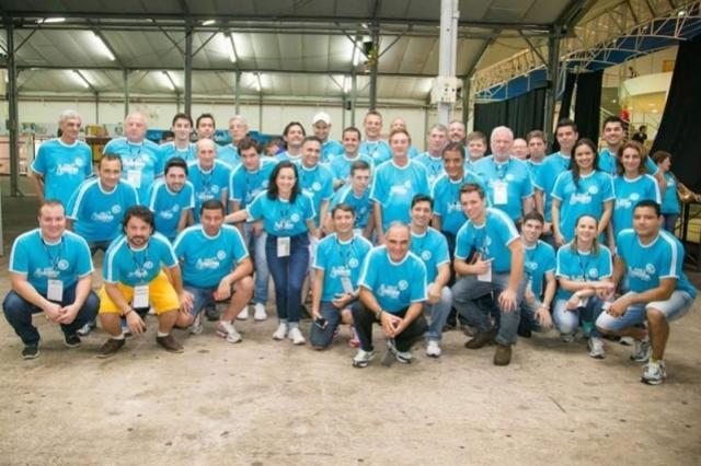 Contadores de Campo Mourão e região preparam-se para o Jocopar