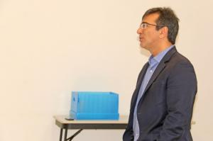 Ex-prefeito de cidade carioca fez palestra sobre Gestão Pública em Campo Mourão