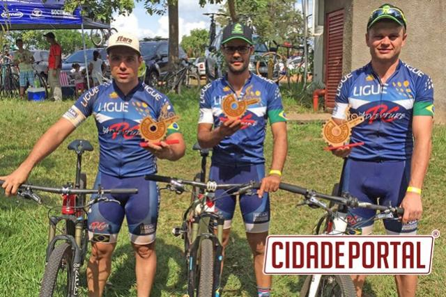 Ciclismo Mourãoense obtém bons resultados em São Paulo