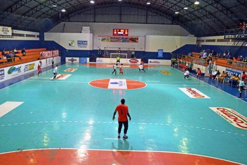 Nova semana de jogos no Campeonato Mourãoense de Futsal
