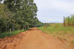 Estradas recebem melhorias na Área Rural em Campo Mourão