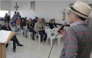 Vereadores participam do lançamento do 5º show de prêmios da Santa Casa de C. Mourão