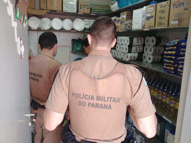 Ladrões furtam carne da merenda de creche em Campo Mourão