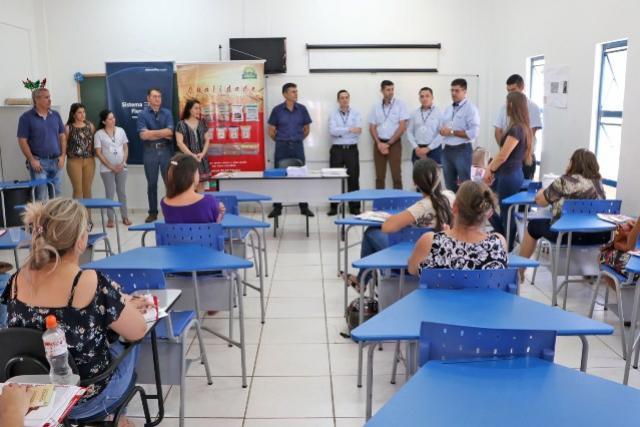 Curso de Panificação no Centro de Iniciação Profissional em Campo Mourão