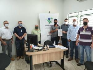Associações da Agricultura Familiar de Barbosa Ferraz recebem investimentos do Governo do Paraná