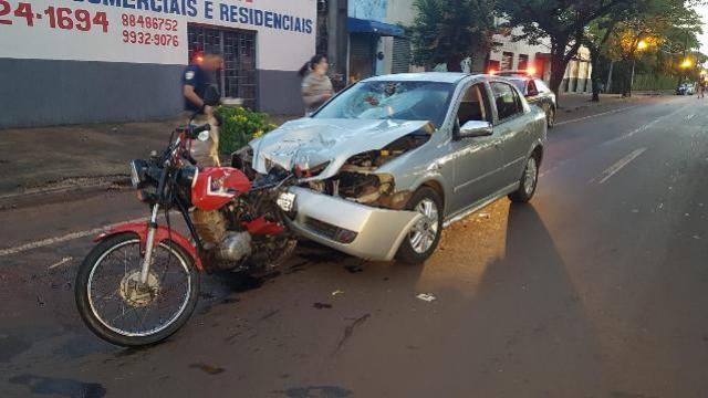 Motorista embriagado causa grave acidente com 2 vítimas em Campo Mourão
