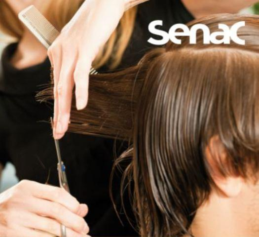 Senac de Campo Mourão oferece Corte de cabelo masculino gratuito