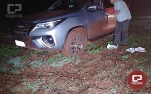 Agricultor é feito refém durante assalto, mas polícia prende criminoso e salva vítima