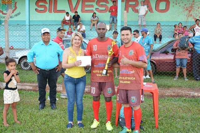 Equipe de Farol é a grande campeã da Copa Regional de Futebol Suíço