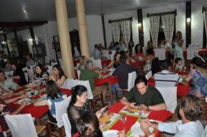Dia da Mulher: Cmeg promoveu jantar festivo em Campo Mourão