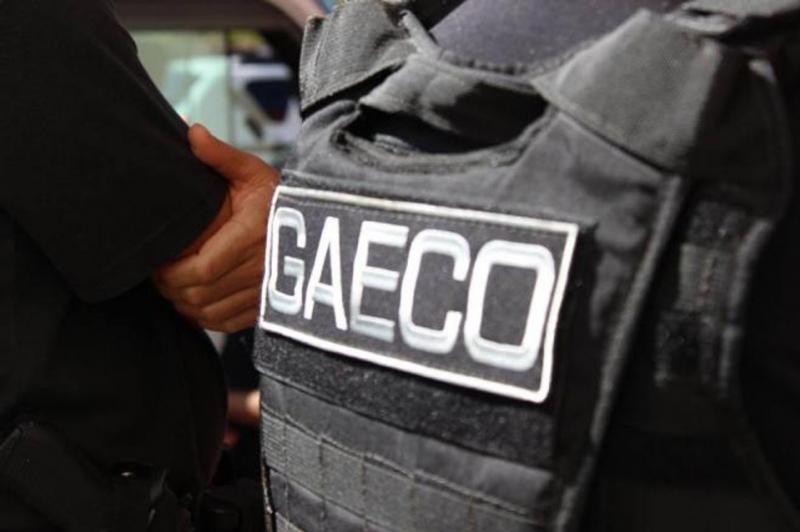 Operação do GAECO conta com o apoio do 7º e 25° BPM para prender quadrilha em Cidade Gaúcha
