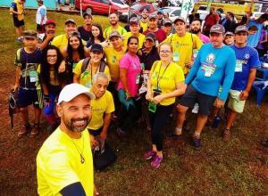 Roncador realizou a 4ª Caminhada Internacional da Natureza