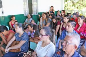 Município de Campo Mourão entrega reformas de SCFV do Tropical
