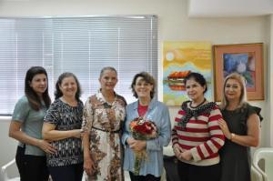 Cmeg: Mulheres que fazem História homenageará Márcia Linhares