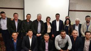 Prefeita de Farol participa de encontro das Lideranças do deputado Douglas com participação de Beto Richa