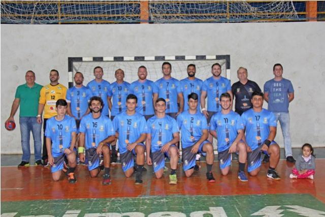Handebol Mourãoense disputou Etapa do Paranaense Adulto em Corbélia