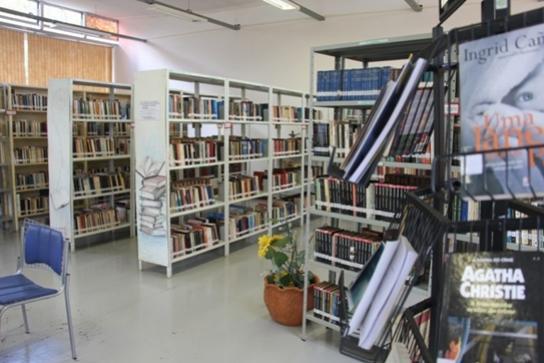 Biblioteca: Entidades empresariais apoiam campanha de doação de livros