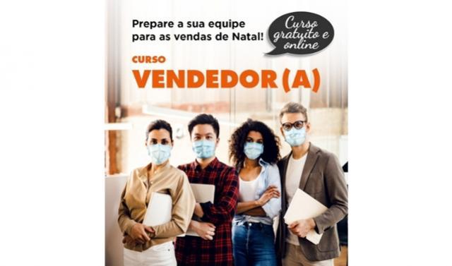 Senac Campo Mourão com matrículas GRATUITAS para o curso de Vendedor