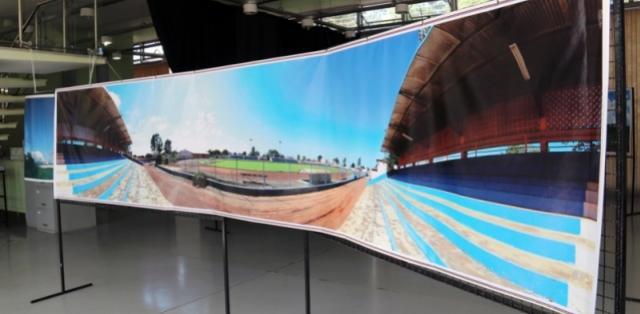 Exposição mostra Campo Mourão em 360º