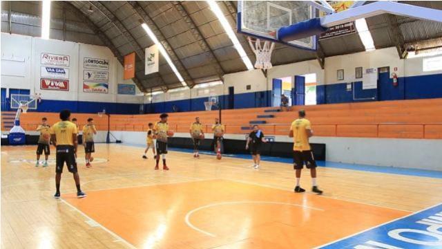 Campo Mourão Basquete estreia na Liga Ouro jogando em casa nesta quarta, 13
