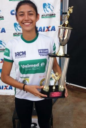 Atletismo com boa participação no Paranaense Sub-20 em Maringá