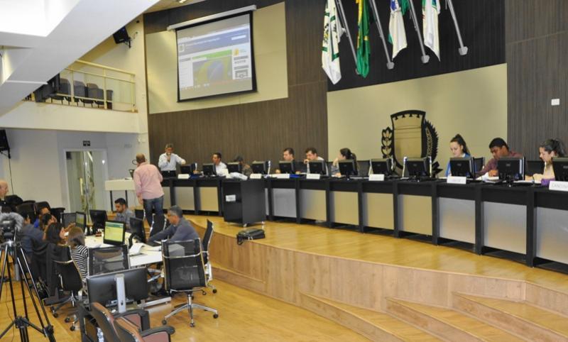 Interlegis:  Participantes de 5 estados em curso na Câmara de C. Mourão