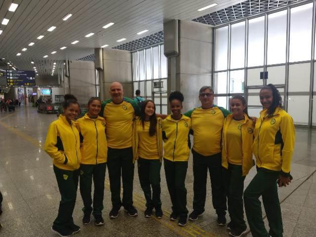 Na Croácia: Equipe mourãoense chega a Europa e se prepara para Mundial Escolar
