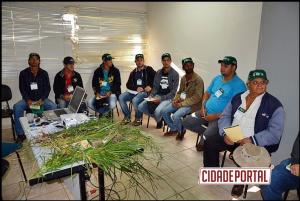 Prefeitura e Senar realizam curso manejo de pastagem na cidade de Farol