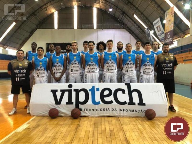 Viptech Campo Mourão Basquete perde a primeira em casa pelo Estadual