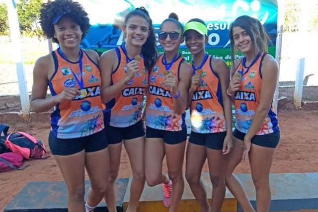 Atletismo Mourãoense participou de Festival em Eldorado (MS)
