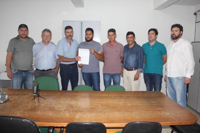 Assinado contrato para reforma da Praça Alvorada em Campo Mourão