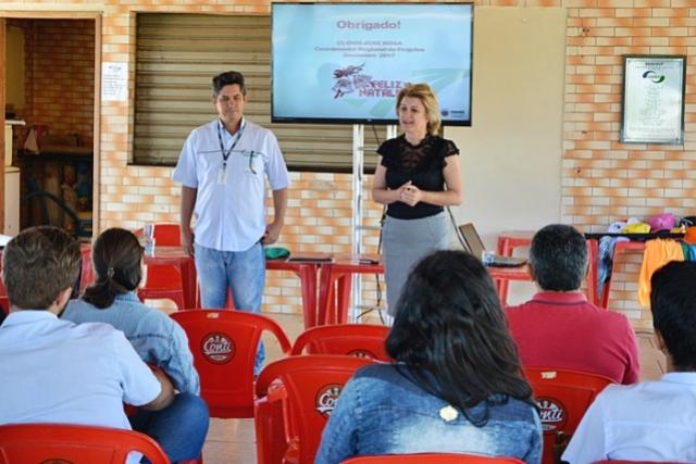 Encontro de organizadores das caminhadas internacionais da natureza da COMCAM, se reuniram em Farol