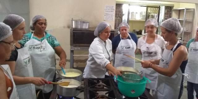 Barbosa Ferraz promove a Capacitação de 14 Produtores(as) Agricultura Familiar do município