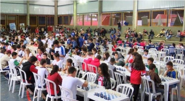 Circuito Sesc Fexpar de Xadrez movimenta Campo Mourão nesse sábado, 15