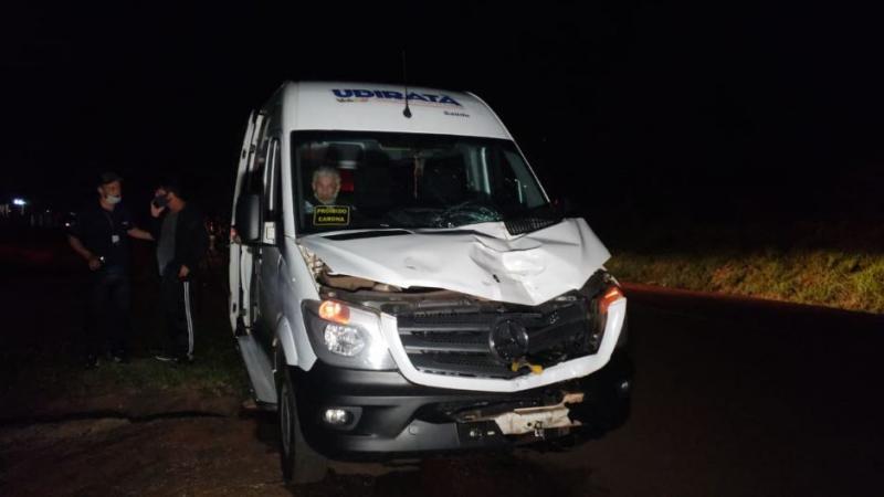 Ciclista morre atropelado por ambulância em Campo Mourão