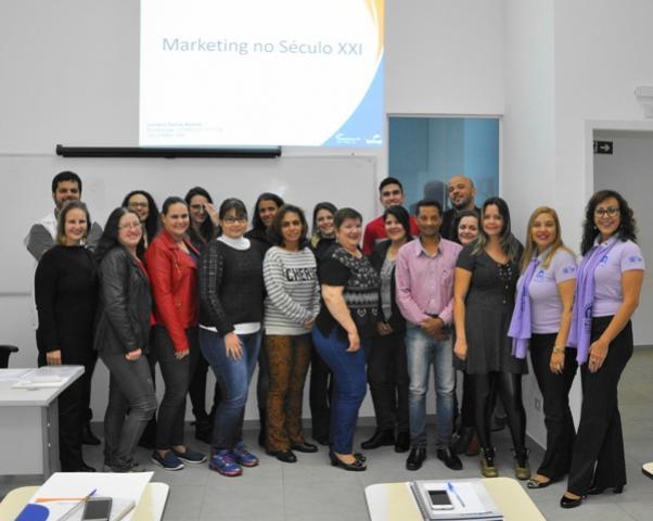 Senac/Cmeg realizam  curso de Gestão de E-commerce em Campo Mourão