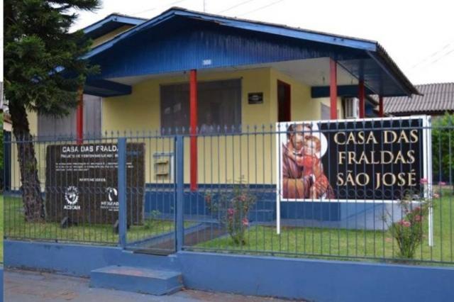 Ação entre Amigos: Sorteio de moto em prol da Casa das Fraldas São José de Campo Mourão