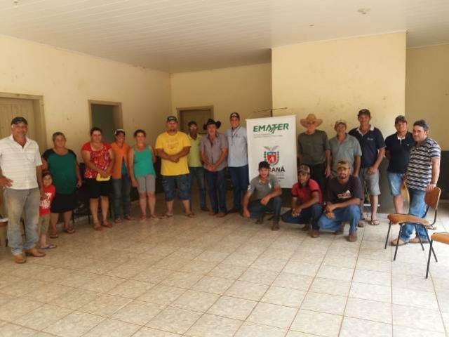 Foco na bovinocultura leiteira em Iretama