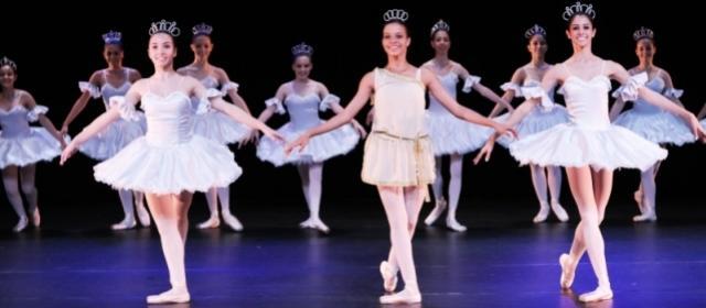 Rematrículas e matrículas na Academia Municipal de Ballet em Campo Mourão