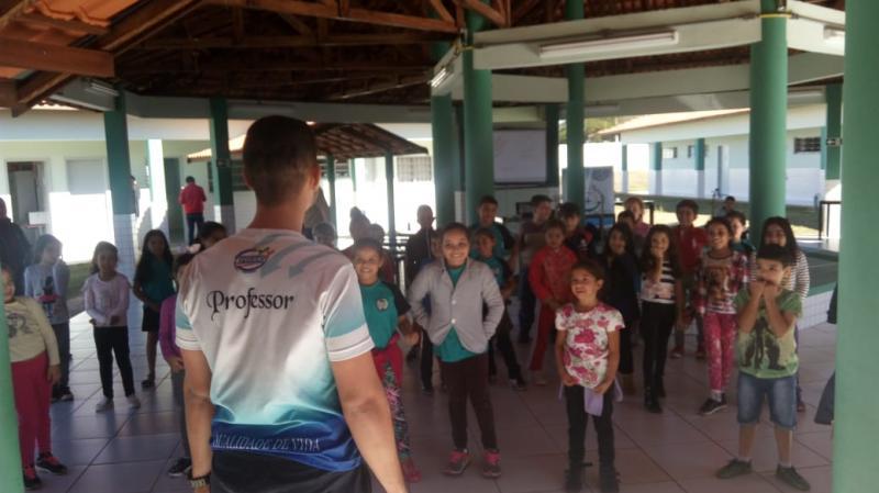 Fundação de Esportes lança o Projeto Escola Mais Ativa em Campo Mourão