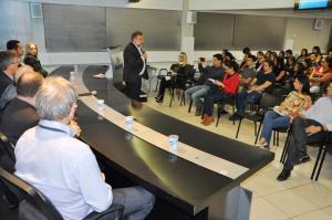 Flávio Arns participou do Diálogos com Candidatos em Campo Mourão